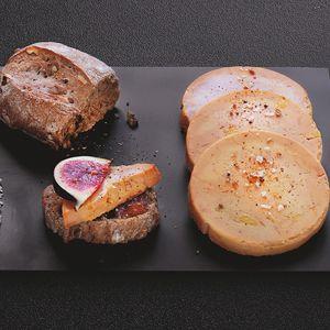 foie gras de canard entier du sud ouest cuit agemo sa. Black Bedroom Furniture Sets. Home Design Ideas
