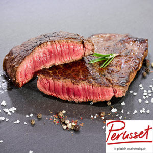 2 T-Bone Steak de boeuf
